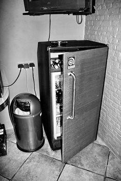 Ampeg fridge, incredibly badass!