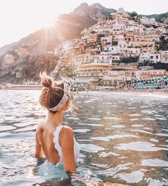 italy / positano / travel / vacation ideas / photography tips / cool stuff / trending / instagram ideas / photo filters / photo editing / color schemes / vibes / mood board / film pictures /