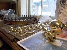 #workinprogress #lighting #antique #vintage #renovation #repair #workshop #soho #interior #architecture