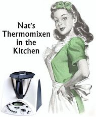 Nat's Thermomixen in the Kitchen: recipes Salmon in the Varoma