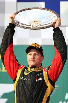 Kimi Raikkonen (Finland) - Formula One