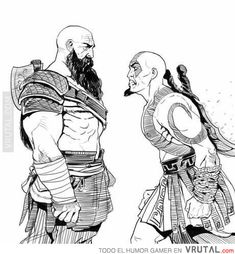 God of War,Игры,God of War арт,game art Kratos God Of War, Video Game Art, Video Games, King's Quest, Fanarts Anime, Fan Art, Geek Culture, Game Character, Fantasy Characters