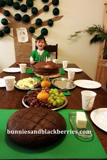 Bunnies and Blackberries: My Prince of Thieves turns 3
