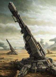 Artillery by LeonovichDmitriy.deviantart.com on @deviantART