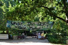 Under the Oaks Market / Swellendam / first weekend of each month