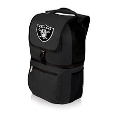 """Camping Kitchen :""""NFL Zuma Insulated Cooler Backpack : Oakland Raiders"""" *** New and awesome product awaits you, Read it now"""