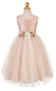 vestido de fiesta para niña