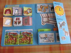 Lapbook pro předškoláka (vyrobeno v únoru 2017 pro synovce Lukáška)