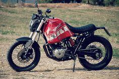 Yamaha XT600 – Corb Motorcycles | Pipeburn.com