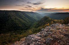 "View from ""Ljuti Krs"" // Divcibare, Serbia"