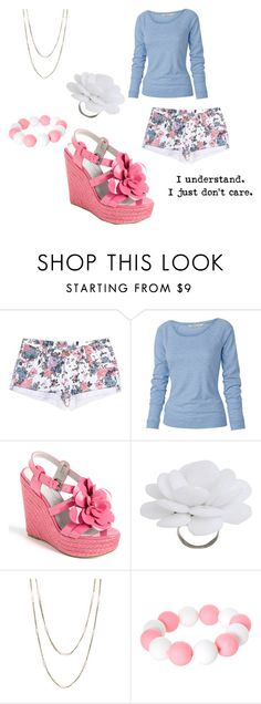 """""""I'm Obsessed With You."""" by peace-love-dance12 ❤ liked on Polyvore featuring Ally Fashion, Fat Face, Vera Wang, Lipsy, Style Tryst and ASOS"""