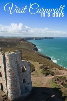 If you're planning the perfect weekend in check out these top things to see and do in Cornwall in 3 days including some of the best destinations and activities to try while you're there. Travelling Europe, Europe Travel Guide, Travel Plan, Travel Info, Travel Advice, Solo Travel, Travel Guides, Travel Tips, Amazing Destinations