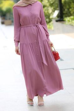 islamic dresses what is hijab clothes on line Dara dress islamic clothing abaya buy muslim clothing abayas uk arabic clothes. Hijab Fashion Summer, Abaya Fashion, Muslim Fashion, Fashion Outfits, Dress Shirts For Women, Clothes For Women, Modest Maxi Dress, Viscose Dress, Islamic Clothing