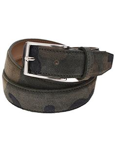 FLATSEVEN Mens Casual Solid Color Suede Belt with Single Prong Metal Buckle  (Y404), Black at Amazon Men s Clothing store  e169402aff3