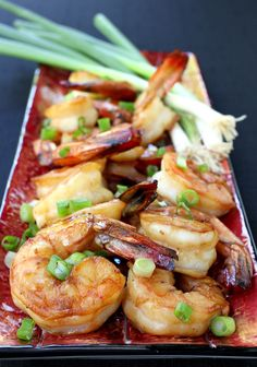 This Asian Shrimp Cocktail is going to be your new favorite way to make shrimp cocktail!