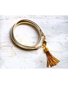 The Original Ivory with Tassel