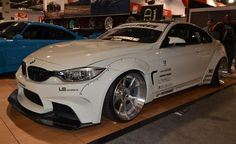BMW F82 M4 by Liberty Walk Performance - SEMA 2014