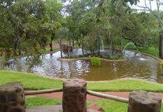 Plekkie in die Son Garden Bridge, Outdoor Structures, Africa