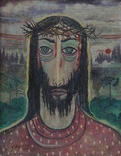 Cristo - Alberto da Veiga Guignard, 1961