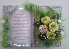 Kniha Altered Bottles, Candies, Paper Flowers, Book Art, Boxes, Garden, Fitness, Grow Old, Gifts