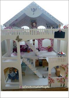 Carlas kitchen heres a 112 scale kitchen counter cabinet set i rosalie et sa maison an incredible dollhouse publicscrutiny Choice Image