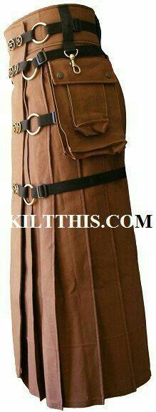 Pretty Outfits, Cool Outfits, Fashion Outfits, Womens Fashion, Utility Kilt, Man Skirt, Men In Kilts, Steampunk Fashion, Feminine Fashion