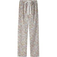 Araks Ally Pajama Pants ($192) ❤ liked on Polyvore