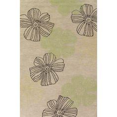 Oriental Weavers Sphinx Lotus Beige/Brown Rug