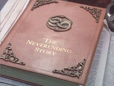 The Neverending Story, by Michael Ende (I wish it actually came in a binding like this).