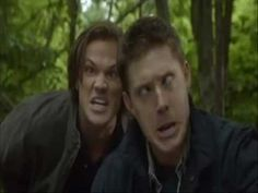 Supernatural - Moves like Jagger