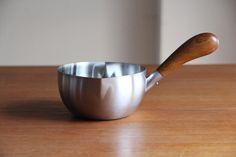 両口付ミルクパン 13cm (工房アイザワ)
