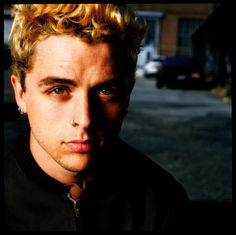 Billie Joe Armstrong from Green Day