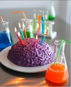 birthday cake, i know its for kids but i'm imagining a zombie themed party with brain cake? yes.