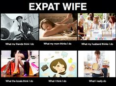 ... what i do meme the expat wife more expat coach wife meme moving abroad
