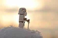 #Snow Trooper