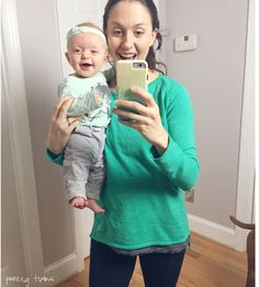 mom-daughter-daily-selfie