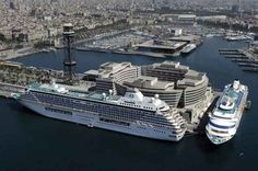 Premio al puerto de Barcelona como mejor destino de inicio de cruceros