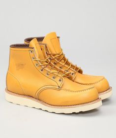 Red Wing - 8140 6-inch Moc Toe