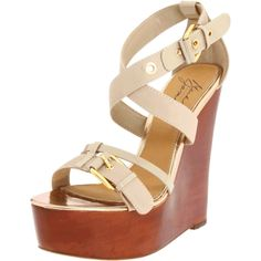 A casual yet classy pair of wedges <3
