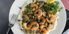 Shrimp and Grits in North Carolina | Our State Magazine