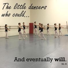 the little dancers who could