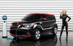 I want. Kia Soul EV