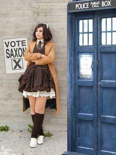 Vote Saxon by elyoncosplay on DeviantArt