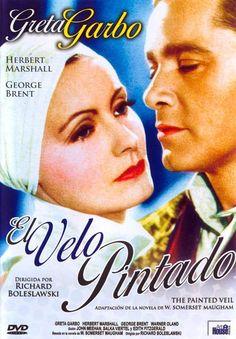 El velo pintado (1934). Basada en la novela homónima de William Somerset Maugham.
