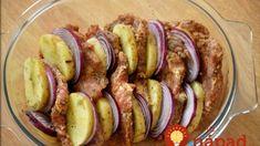 Jesenné hody z jedného plechu: 15 receptov na šťavnaté pečené mäsko, po ktorom si oblížete všetky prsty Sausage, French Toast, Food And Drink, Meat, Breakfast, Chef Recipes, Cooking, Morning Coffee, Sausages