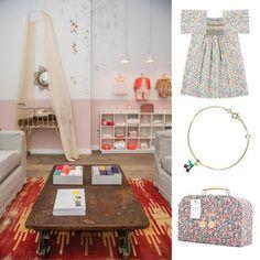 Gorgeous Bonpoint concept store in Soho