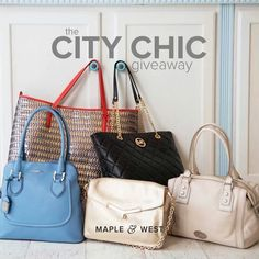 Must have bags!!
