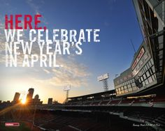 Opening Day - It's the MOST WONDERFUL time of the year!!!...