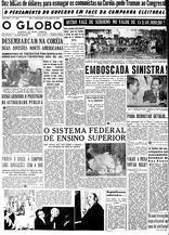 19 de Julho de 1950, Geral, página 1
