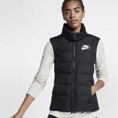 38060e666e324 Colete Nike Sportswear Down Fill Feminino